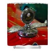 Chevrolet Wings Shower Curtain
