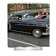 Chevy 1950 Shower Curtain