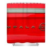 Chevy Impala Ss 237 Shower Curtain