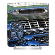 Chevy Low And Slow Shower Curtain
