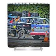Chevy Nova Ss 359 Ci Shower Curtain