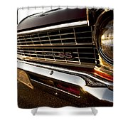 Chevy Nova Ss Shower Curtain
