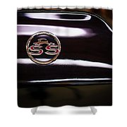 Chevy Ss Shower Curtain