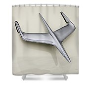 Chevysonic Shower Curtain