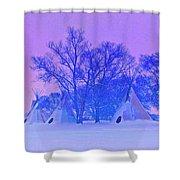Cheyenne Dawn Shower Curtain