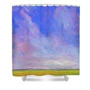 Cheyenne Spring Shower Curtain