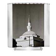 Chiaroscuro Istanbul Shower Curtain