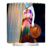 Chic Cherie Shower Curtain