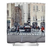 Chicago Impressions Shower Curtain