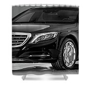 Chicago Limo Rental Shower Curtain