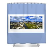 Chicago,il Shower Curtain
