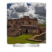 Chichen Itza 2 Shower Curtain