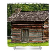 Chickamauga No 5 Shower Curtain