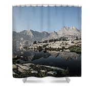 Chief Lake Shower Curtain