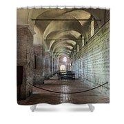 Chiesa Dei Santi Anastasio E Vincenzo Shower Curtain