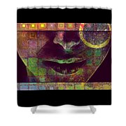 Child Of The Universe 2 Shower Curtain