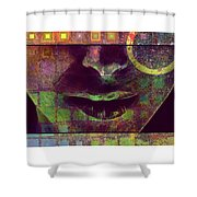 Child Of The Universe Shower Curtain