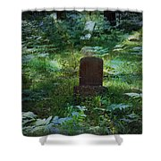 Children Of The Grave Shower Curtain