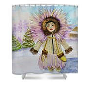 children of the North Shower Curtain