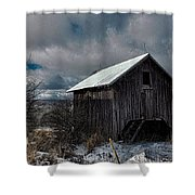 Chill Factor Shower Curtain