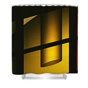 Chiming Lights Shower Curtain