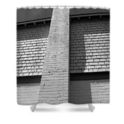 Chimney Shower Curtain