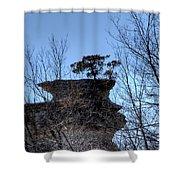Chimney Rock Shower Curtain