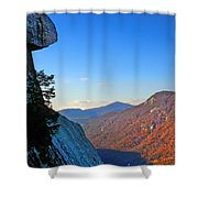 Chimney Rock  2 Shower Curtain