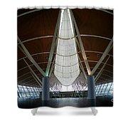 China 24 Shower Curtain