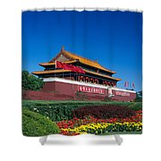 China, Beijing Shower Curtain