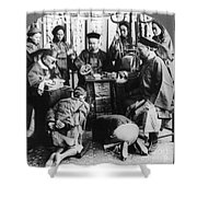 China: Boxer Trial, C1900 Shower Curtain