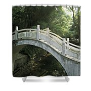 China, Guilin Shower Curtain