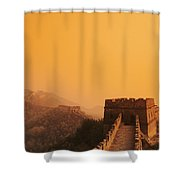 China, Mu Tian Yu Shower Curtain