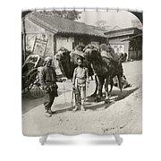 China: Peking, 1901 Shower Curtain
