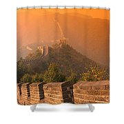 China, The Great Wall Shower Curtain