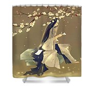 Chinese Ancient Type#2 Shower Curtain