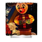 Chinese Lantern Festival British Columbia Canada 7 Shower Curtain