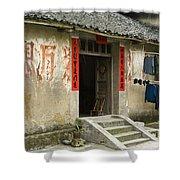 Chinese Laundry Shower Curtain
