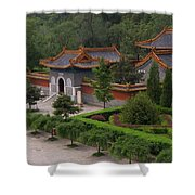 Chinese Palace Shower Curtain