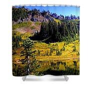 Chinook Pass Shower Curtain