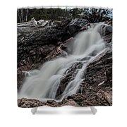 Chippewa Cascade Shower Curtain
