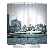 Chiscape Shower Curtain