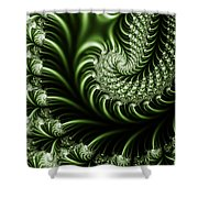 Chlorophyll Shower Curtain