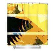 Chnage - Leaf9 Shower Curtain