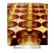 Chocolate Box - Tray1 Shower Curtain