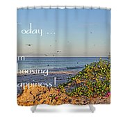 Choices - Inspirational Shower Curtain