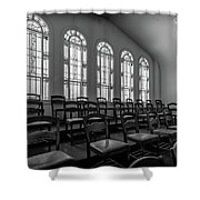Choir Loft Shower Curtain