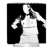 Chord Shower Curtain