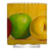 Chorus Line Shower Curtain