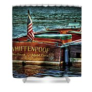 Chris Craft Continental - 1958 Shower Curtain